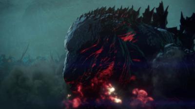 映画『GODZILLA 怪獣惑星』レビュー – 「アニゴジ」第1章は2万年の地球の進化を描くSFゴジラ
