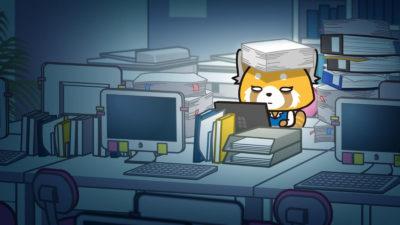 『アグレッシブ烈子』レヴュー – サンリオの狂犬(レッサーパンダ)がNetflixに参戦