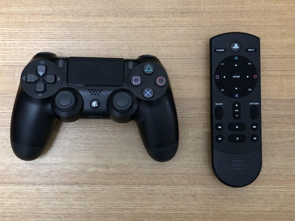 PDPのPS4リモコン「Cloud Remote for PlayStation 4」がいい感じ、ただし導入のハードルはやや高め