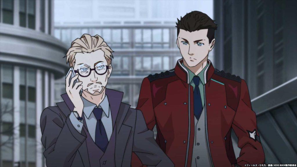 Netflixオリジナルアニメ『HERO MASK』レヴュー