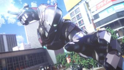 Netflixオリジナルアニメ『ULTRAMAN』レヴュー
