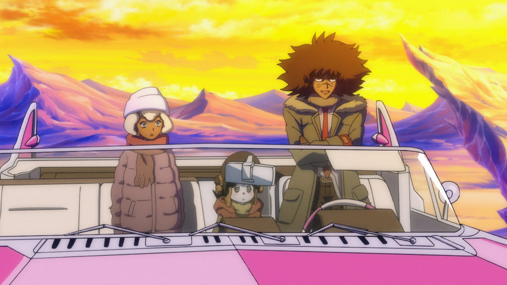 Netflixオリジナルアニメ 『キャノン・バスターズ』レヴュー