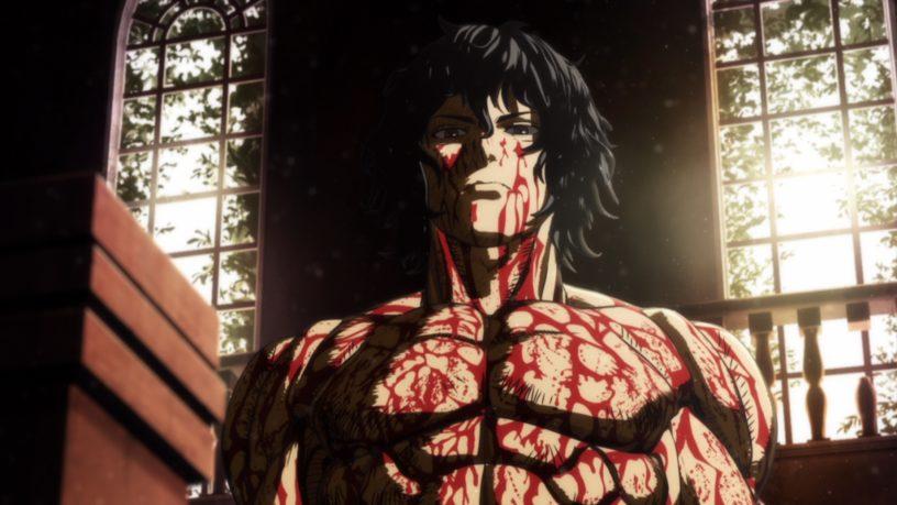 Netflixオリジナルアニメ 『ケンガンアシュラ』レヴュー