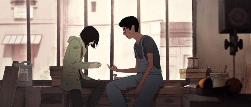 映画『失くした体』レヴュー – 切断された右手が象徴する喪失と成長の寓話