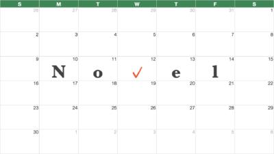 ライトノベル 新刊発売日カレンダー